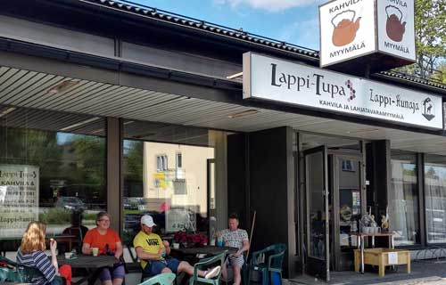 Lappi-Tupa is open all year round