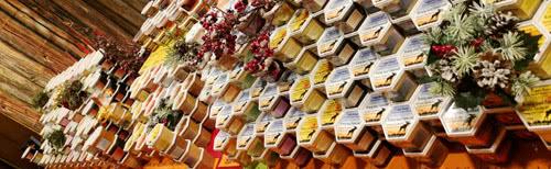 geschenkidee honig