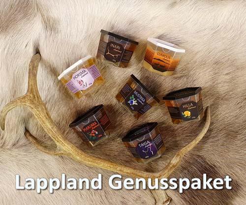 Lappland Genusspaket gewinnen
