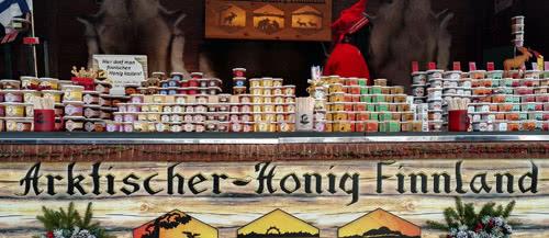 weihnachtsmarkthutte