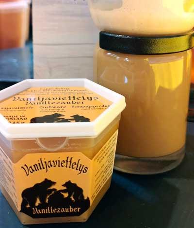 Vanilla Temptation Honey