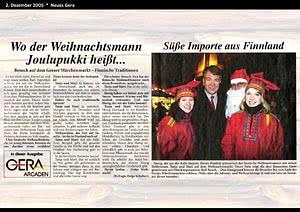 Neues Gera  Gera, 2.12.2005
