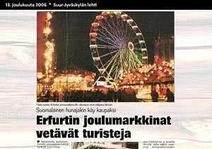 Suur-Jyväsk. lehti Jyväskylä, 13.12.06