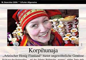 Erfurter Allgemeine  Erfurt, 18.12.2006