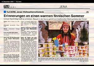 TLZ Jena Jena, 4.12.2007