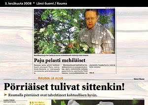 Länsi-Suomi  Rauma, 3.6.2008