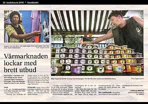 Vasabladet Vaasa, 22.5.2010