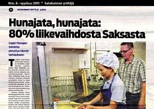 Satakunnan yrittäjä Pori, 6/2011