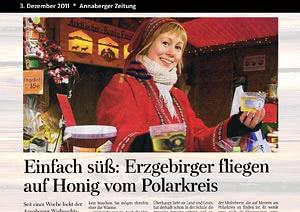 Annaberger Zeitung Annaberg, 3.12.2011