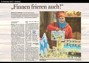 inFranken Bamberg, 15.12.2012