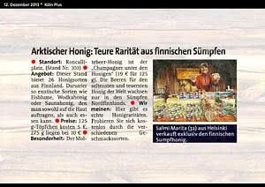 Köln Plus Cologne, 12.12.2013