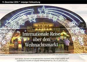 Leipziger Volkszeitung Leipzig, 11.12.2014