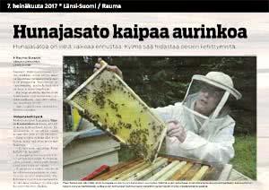Länsi-Suomi  Rauma, 7.7.2017