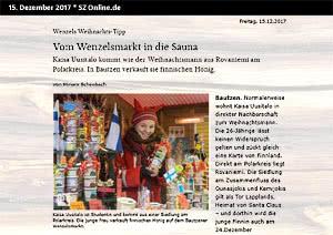 SZ Online.de Bautzen, 15.12.2017