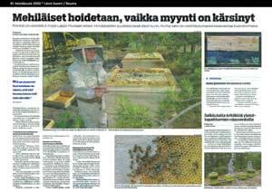 Länsi-Suomi Rauma, 31.07.2020